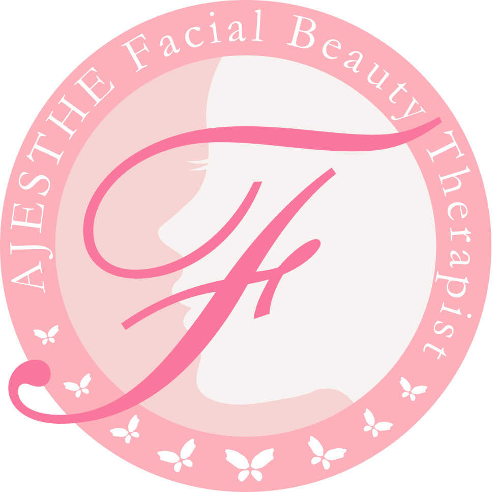 AJESTHE Facial Beauty Therapistロゴ